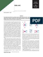 Nadrian C. Seeman- DNA Nicks and Nodes and Nanotechnology