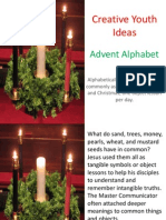 Advent Alphabet