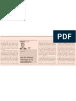 Diario Financiero - Ley de Antenas Retroceso en La Colocalizacion Alfonsosilva
