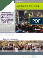 Agus Suparno - Business Intelligence Dengan SQL Server 2008 R2