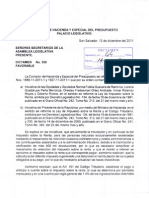D350 Reforma Fiscal
