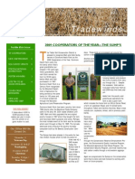 2009 Fall Tradewinds, Talbot Soil Conservaton District Newsletter