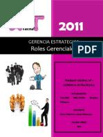 Roles Gerenciales