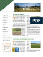 2009 Summer Tradewinds, Talbot Soil Conservaton District Newsletter