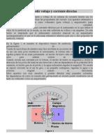 Instrumentos Para Medir Voltaje y Corriente Directas Amperimetro y Vol Ti Metro