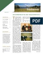 2009 Winter Tradewinds, Talbot Soil Conservaton District Newsletter
