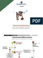 teori konsonansi dan desonansi 2
