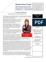 Corporate Flight Attendant Newsletter - October 2008