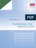 Sonata Software Annual Report-2011