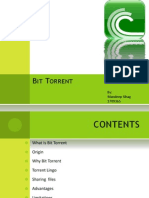 Bit Torrent Technology