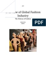 History of Fashion Through the Decades