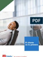 Fidelity El Cliente Es Lo Primero Dic2011