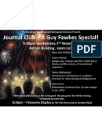 PG Soc Journal Club