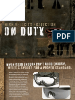 WileyX Tactical Catalog 2011