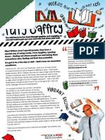 Terry Caffrey Press Sheet