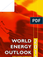 Worl Energy Outlook 2011 - Executive Summary