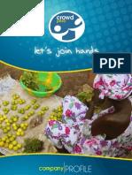 CrowdPesa Company profile