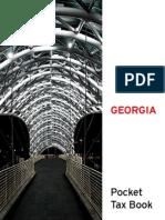 Georgia Pocket Tax Book 11