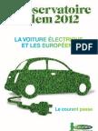 Observatoire Cetelem de l Automobile 2012
