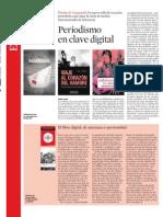 El libro digital, de amenaza a oportunidad