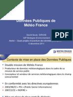 Diaporama Météo France