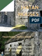 Ivatan Houses Final