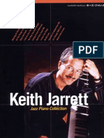 Keith Jarrett Jazz Piano Collection