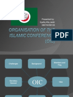 ion of the Islamic Conference (OIC)[1]
