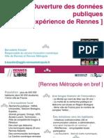 Diaporama RennesMetropole