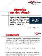 Mitigacion Arc Flash