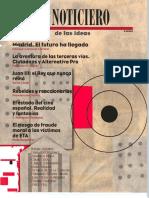EL BANQUILLO PARALELO  [noticiero ideas Nº 32 oct-dic 2007]