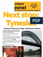 Northern Democrat No 60 December 2011