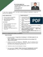 C.v Operations & Logistics SCM