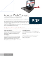 Abacus Web Connect 10