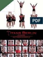 Titans Jrs Mappe + Sponsoring