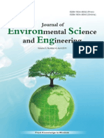 George Article 151211 JournalofEnvironmentalScienceandEngineeringVol5No42011-0001