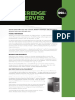 Dell PowerEdge 840 Techpecs Revised En