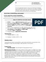 Resume(1)
