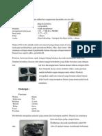 Deskrips Mineral