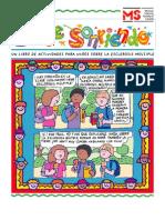 Un libro de actividades para Niños sobre la Esclerosis Múltiple