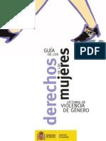 Guía de los derechos de las mujeres víctimas de violencia de género