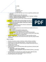 Bio Study Guide