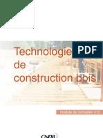 Technologies de Construction Bois