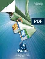 Cultivando Inovação - Relatório de Gestão NUTEC 2007 - 2010