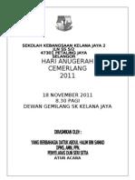 Buku Program Hac 2011