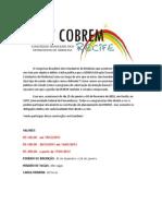 COBREM 2012 - Cópia