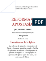 Reforma o Apostasía I
