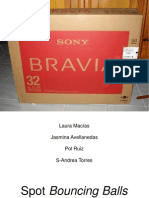 Sony Bravia - Bouncing Balls