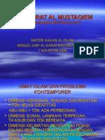 As Shirat Al Mustaqiem