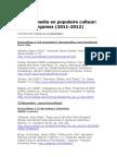 NMPC-CG Literatuur 2011-2012 v4